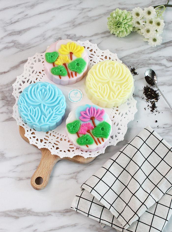 Agar Agar & Jelly Mooncakes_scaled