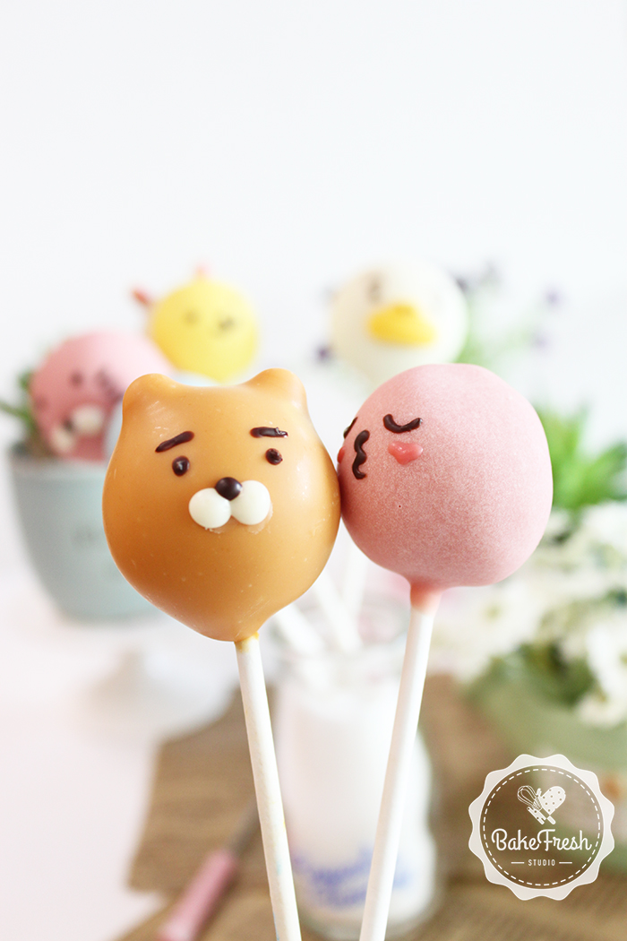 How To Make Perfectly Round Cake Pops